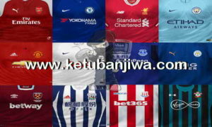 Download PES6 English Premier League EPL HD Kits Pack New Season 2017-2018 Ketuban Jiwa
