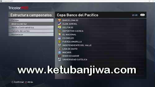 Download TricolorPES Patch La Final 2017 v1.0 Preview 3 Ketuban Jiwa
