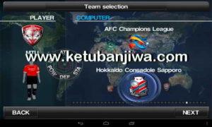 Dunksuriya PES Mobile Android + iOS Edition Version 6.0 The Real Thai League Ketuban Jiwa
