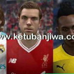 FIFA 15 Mega Kitpack v1 Season 2017-2018