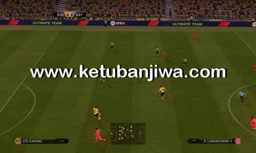 FIFA 18 Animated Adboard Global v2 For PES 2017 by R.I.ZKY.A17 Ketuban Jiwa