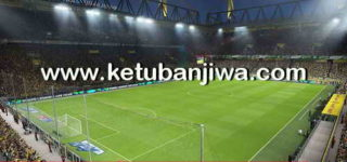 PES 2013 New 1000 Stadium Pack Season 2017-2018 by Minosta4u Ketuban Jiwa