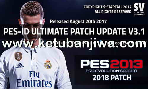 PES 2013 PES-ID Ultimate Patch 3.1 Update 17/18