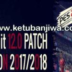 PES 2013 PESEdit 12.0 Patch 2017-2018 Single Link