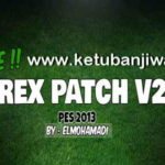 PES 2013 Rudrex Patch 2.0 AIO Update 12/08/2017