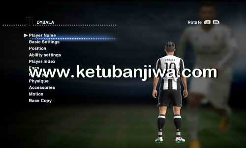 PES 2013 SUN Patch 6.0 + R-Patch Option File Update 12 August 2017 by Boris Ketuban Jiwa
