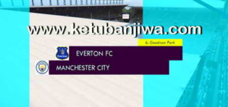 PES 2013 Scoreboard Premier League Season 2017-2018 by R-Patch Ketuban Jiwa