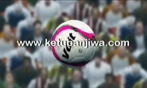 PES 2013 Voit Liga MX Ball Season 2017-2018 by Goh125 Ketuban Jiwa