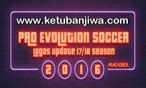 PES 2016 Logos Update New Season 2017-2018 by Mackubex