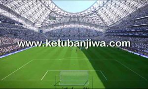 PES 2017 AZ Stadium Pack Minority Fix by AZ Mods Ketuban Jiwa