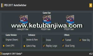 PES 2017 AutoSwitcher 5.2 by Ginda01