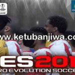 PES 2017 Copa Movistar Patch Season 2017-2018