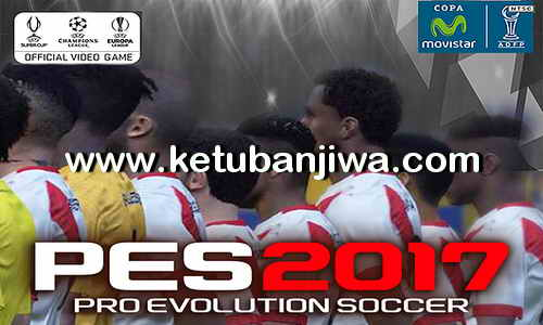 PES 2017 Copa Movistar Patch Season 2017-2018 Single Link Ketuban Jiwa