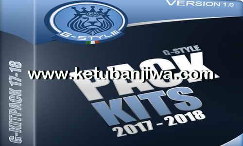 PES 2017 G-Kitpack v1.0 Season 2017-2018 by G-Style Ketuban Jiwa