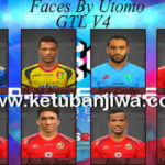 PES 2017 Gojek Traveloka Liga 1 Indonesia Facepack v4