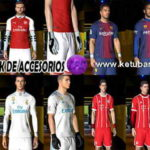 PES 2017 Mini Pack Accessories by Latinpesedit