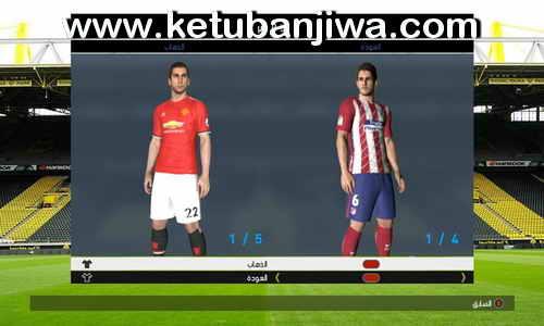 PES 2017 New Season Kits v2 by Reda Ketuban Jiwa