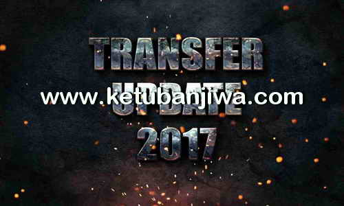 PES 2017 Option File Transfer Update 05 August 2017 For PES Professionals Patch 3.3 by Ramin_cpu Ketuban Jiwa