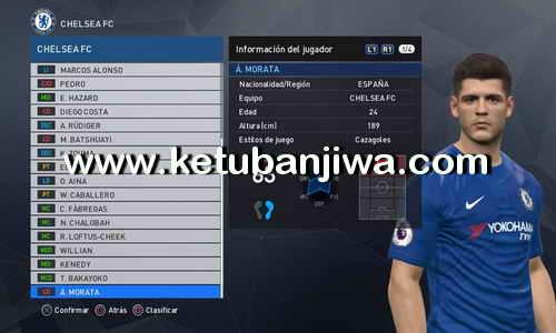 PES 2017 PS3 CFW BLUS Potato Patch v5 Beta Update 09 August 2017 Ketuban Jiwa