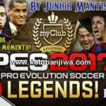PES 2017 PS4 All MyClub Legends Pack