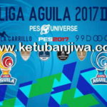 PES 2017 PS4 Option File Liga Aguila II AIO Season 17/18