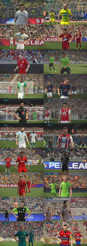 PES 2017 PS4 Option File Liga Aguila II AIO Season 2017-2018 by Killacarrillo & 99doogs Ketuban Jiwa Preview