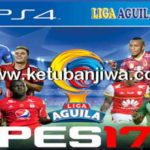 PES 2017 PS4 Option File Liga Aguila v3