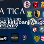 PES 2017 PS4 Option File Liga Tica Apertura