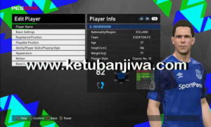 PES 2017 PTE 6.0 Transfer + Rating Update 17/08/2017