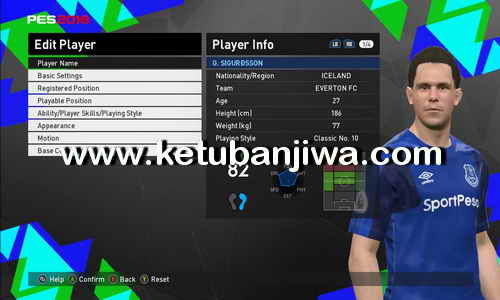 PES 2017 PTE Patch 6.0 Option File Transfer + Rating Update 17 August 2017 by Zulfi Ali Akbar Ketuban Jiwa