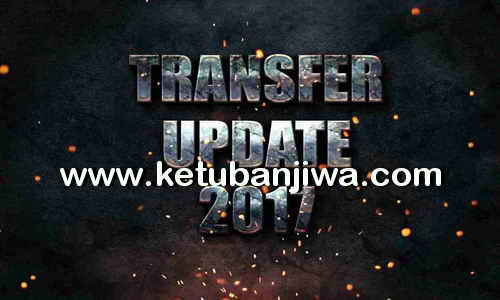 PES 2017 PTE Patch 6.0 Option File Update 22/08/2017