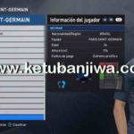 PES 2017 PTE 6.0 Option File Update Transfer 04/08/2017