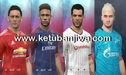 PES 2017 SMoKE Patch 9.4.3 Option File Update Transfer 03 August 2017 by Eslam Ketuban Jiwa