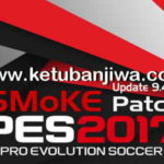 PES 2017 SMoKE Patch 9.4.4 Update Single Link