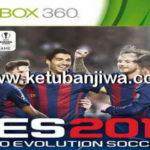 PES 2017 XBOX360 ALX 4.1 Patch Update 19/08/2017
