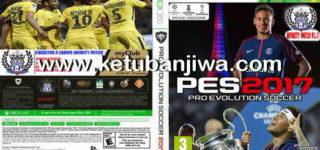 PES 2017 XBOX360 Infinity Patch v2.3 Update 22 August 2017 Ketuban Jiwa