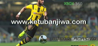 PES 2017 XBOX360 Legends Patch Update v2.3 Season 2017-2018 Ketuban Jiwa
