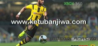PES 2017 XBOX360 Legends Patch Update v2.3 Season 2017-2018 Ketuban Jiwa