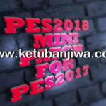 PES 2017 MiniPatch PES 2018
