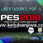 PES 2018 PSP/PPSSPP/Android/iOS PES Libertadores 3.0