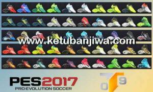 PES 2017 Bootpack v4 by Tisera09