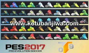 PES2017 Boots Pack v4 by Tisera09 Ketuban Jiwa