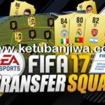 FIFA 17 Transfer Squad DB Update 01 September 2017