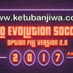 PES 2017 Option File Version 2.0 by Mackubex