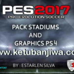 PES 2017 Stadium Pack + Graphics PS4 Single Link