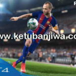 PES 2018 PS4 Full Games Region US + Asia Download