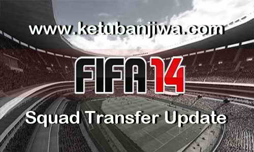 FIFA 14 Transfer Squad DB Update 05 September 2017