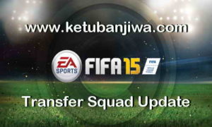 FIFA 15 Transfer Squad DB Update 08 September 2017