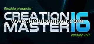 FIFA 16 Creation Master CM16 Tool v2.0 by Rinaldo Ketuban Jiwa