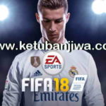FIFA 18 PS3 Full Games Single Link Duplex